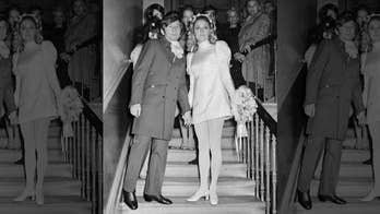 Sharon Tate's wedding dress sold for over $56,000 at auction