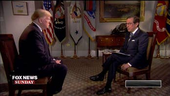 Trump, in FOX interview and Sunday tweets, aims at Acosta, immigration, Mueller probe and 'little Adam'