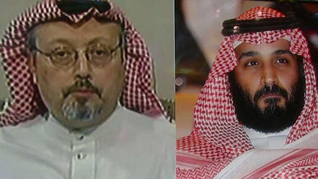 Claim denied that Saudi crown prince ordered killing