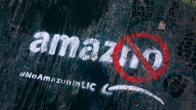 After the Buzz: Press turns on Amazon over HQ