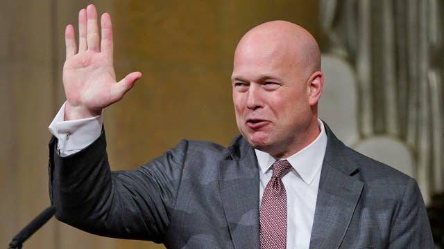 Has Whitaker disqualified himself from overseeing Mueller?