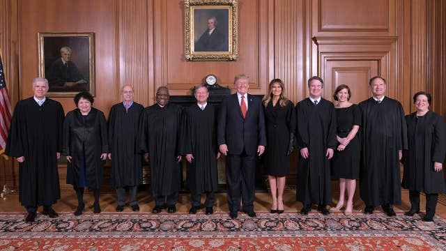 Justice Sotomayor opens up about Justice Kavanaugh