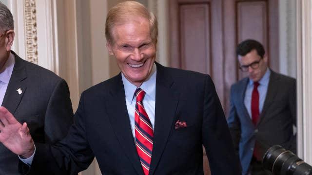 Incumbent Senator Nelson concedes to Governor Rick Scott