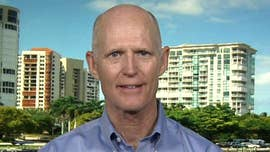 Rick Scott spent more than $63.5 million of own money on Senate race