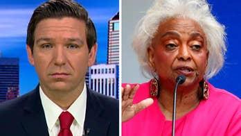 Gov.-elect DeSantis on Brenda Snipes' reported resignation