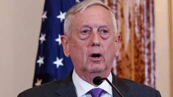 Mattis: US troops on border not performing law enforcement