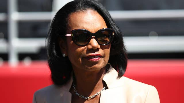 Condoleezza Rice not ready to coach Browns