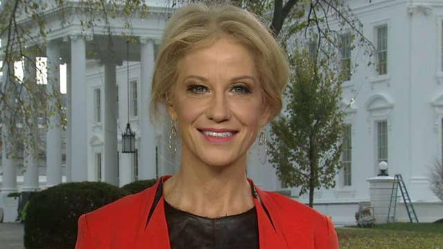 Kellyanne Conway: Trump made the difference in Florida