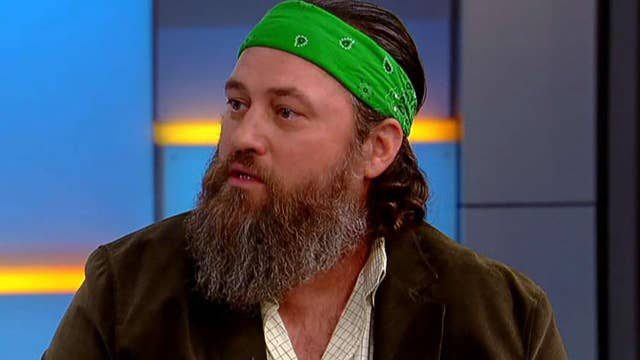 Willie Robertson on work ethic, new book
