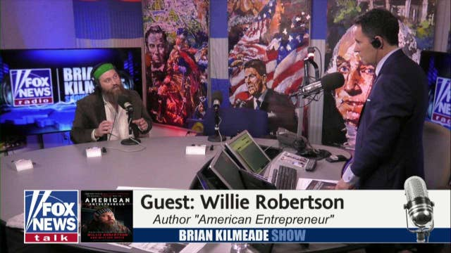 Duck Dynasty's Willie Robertson On American Entrepreneurship