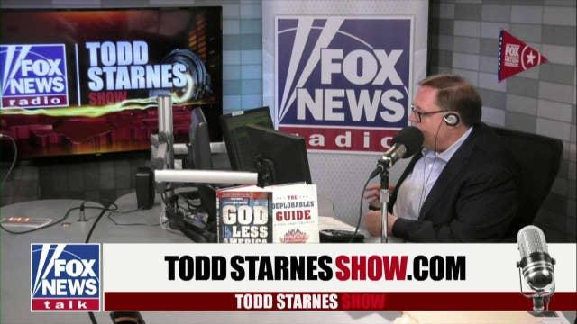 Todd Starnes and Travis Allen