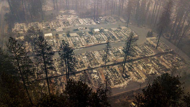 Disaster recovery center in Chico assists wildfire victims