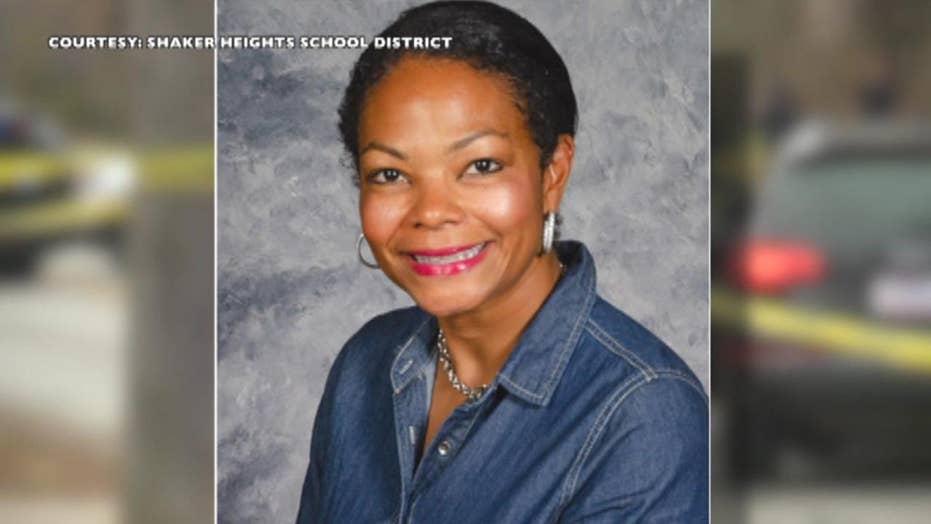 Former judge arrested after estranged wife is murdered