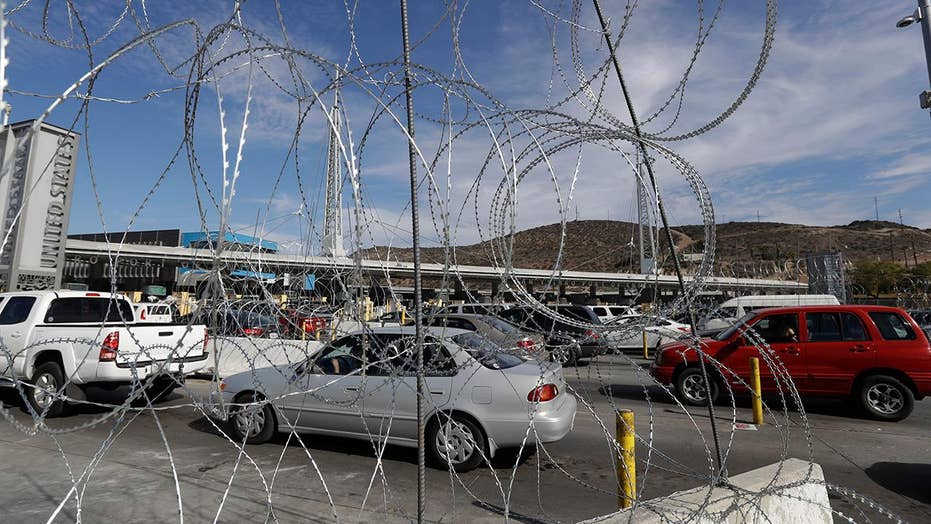 US restricts border access at San Ysidro Port of Entry