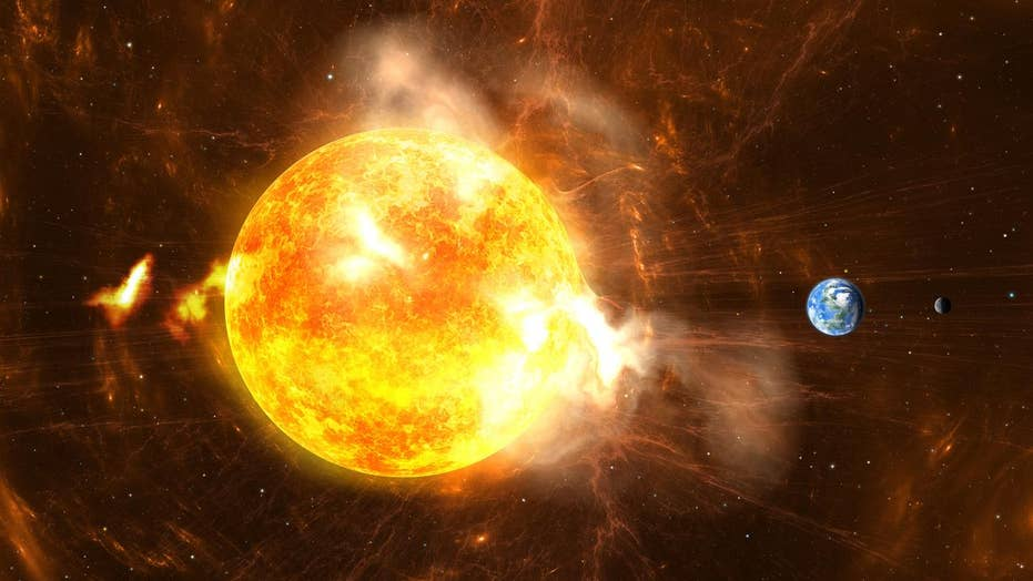 UK agency warns space storms could cause catastrophic damage