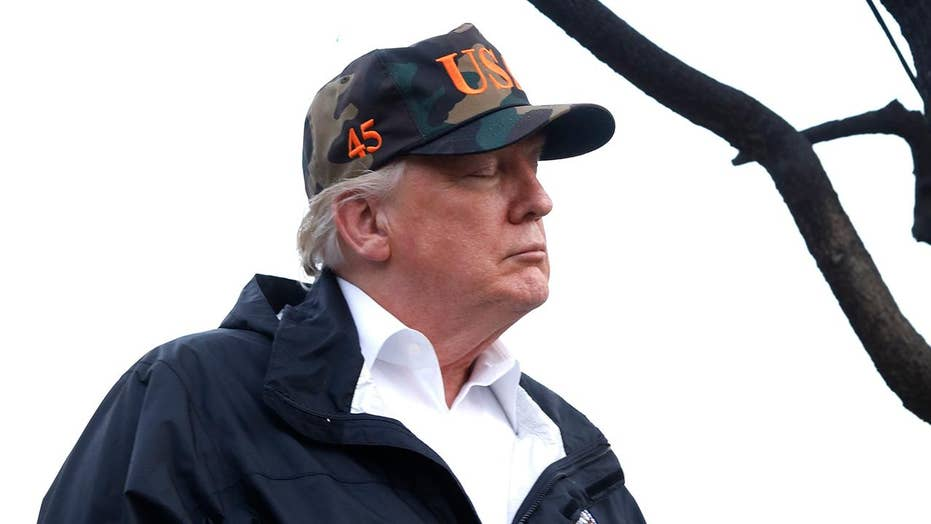 President Trump slams commander of the bin Laden raid