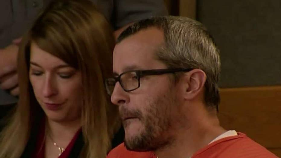 Man who murdered his pregnant wife, 2 daughters sentenced