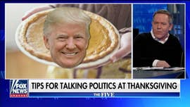 Gutfeld on how to talk politics at Thanksgiving
