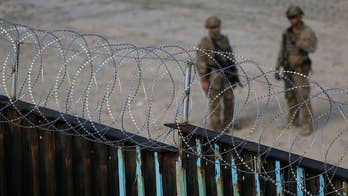 Pentagon extends troops' southern border mission by 8 months as shutdown over border wall continues