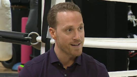 Trainer to the stars Alec Penix combines fitness with faith