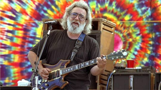 Grateful Dead's Jerry Garcia was 'isolated' in his later years