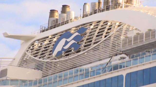 Passengers react to woman's mysterious death on cruise ship