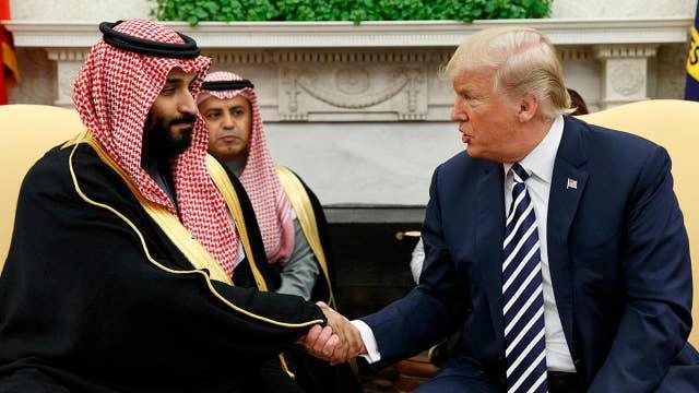 Trump: US to remain a steadfast partner of Saudi Arabia