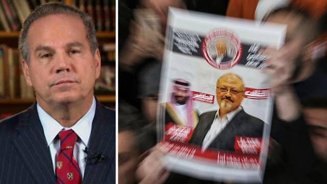 Rep. Cicilline calls for independent Khashoggi investigation