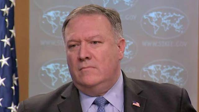 Secretary Pompeo on Trump's statement on US-Saudi relations