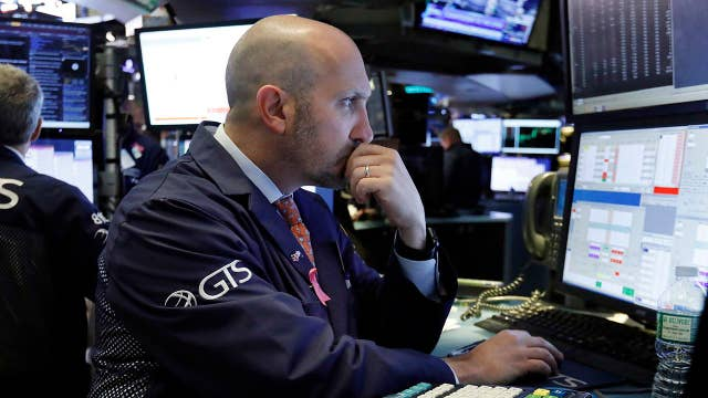 Another market meltdown on Wall Street