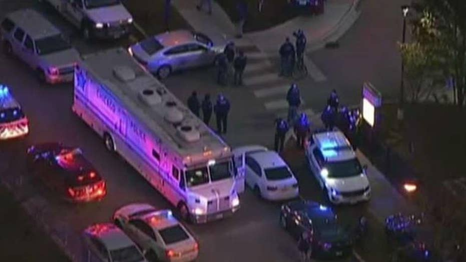 Police officer killed in Chicago hospital shooting