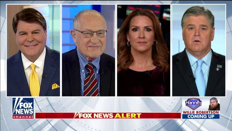 Alan Dershowitz Comments on the Mueller Probe