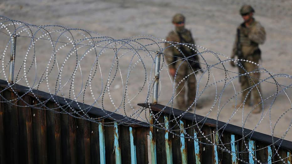 Paxton not surprised troops are being withdrawn from border