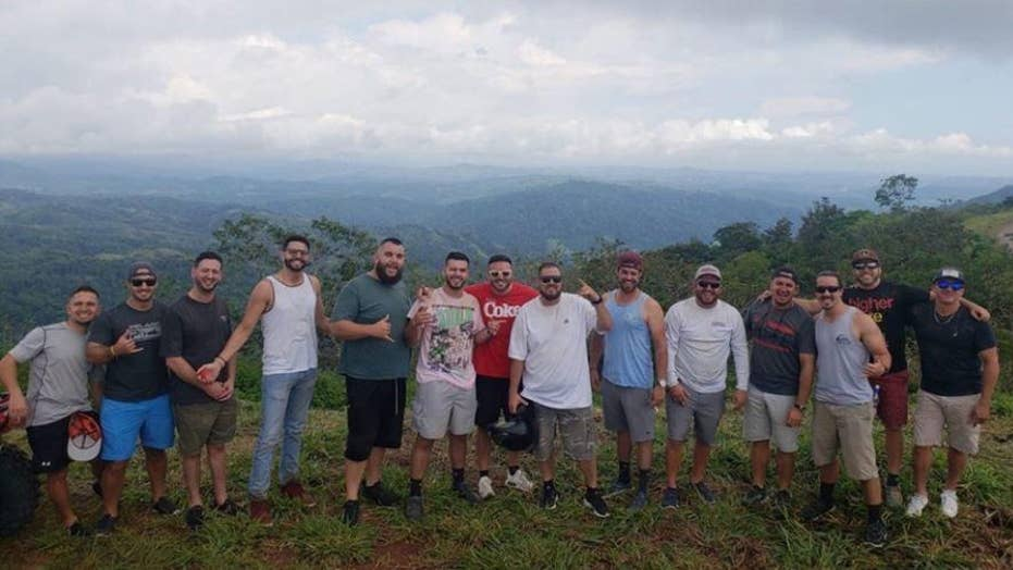 Groom's tragic bachelor party rafting accident leaves four people dead