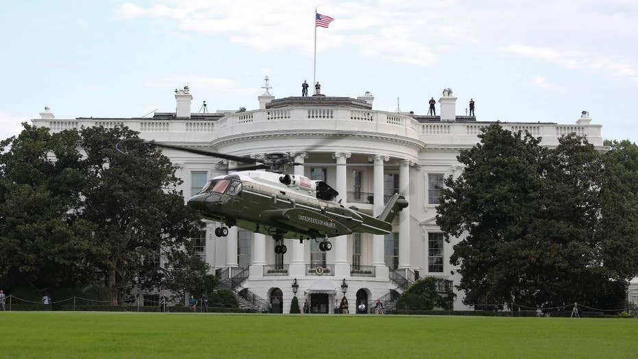 New images offer first glimpse of next-gen Marine One prototype