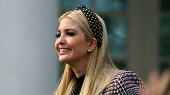 Report: Ivanka Trump used personal e-mail for gov't business