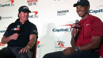 Tiger Woods And Phil Mickelson make $200,000 side bet ahead of Vegas showdown