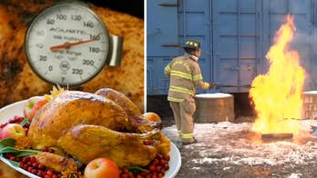 4 rules to ensure Thanksgiving food safety