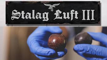 How makeshift golf balls helped Allied prisoners survive notorious Nazi POW camp