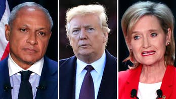 Trump congratulates Hyde-Smith on her 'big win' in Mississippi's special election