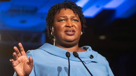 Stacey Abrams: Georgia election was 'tainted'