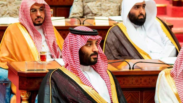 What were Trump's options when it came to Saudi Arabia?