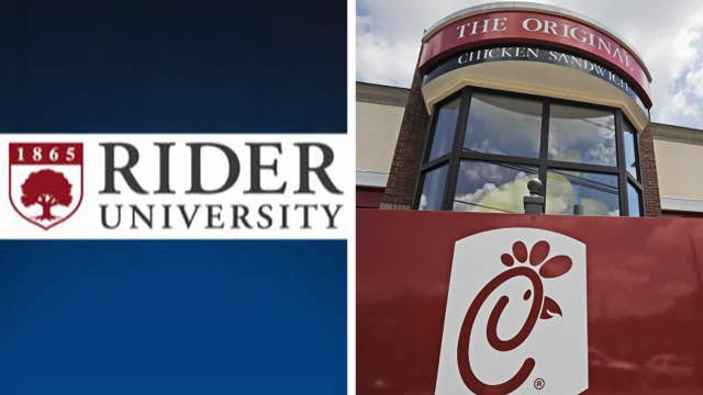 Rider University: Chick-Fil-A values have not progressed
