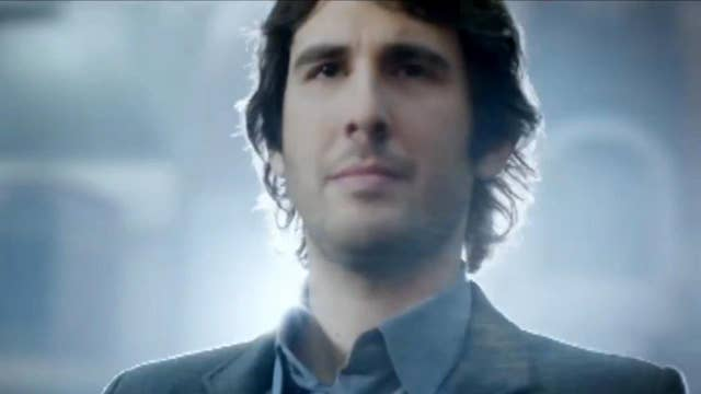 'Good Cop' star Josh Groban talks touring, new album
