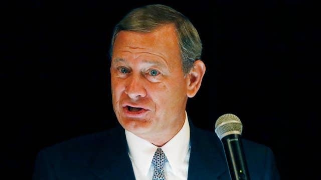 Roberts rejects Trump's criticism of federal judges