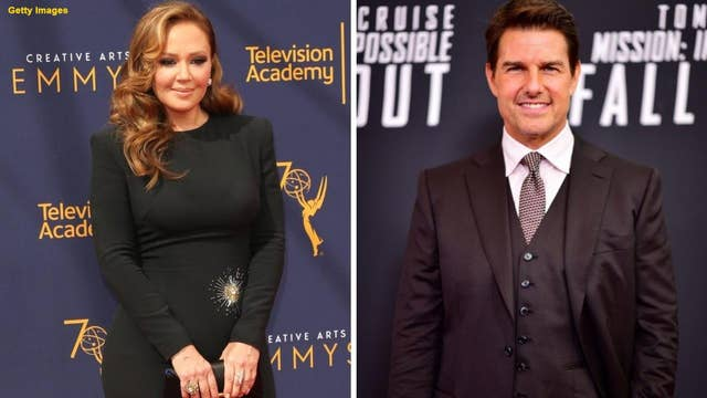 Leah Remini claims Tom Cruise doled out punishment to fellow Scientologists