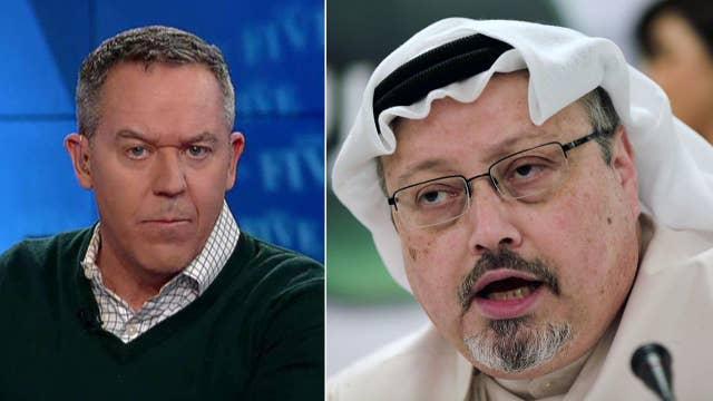 Gutfeld on Trump's response to Khashoggi