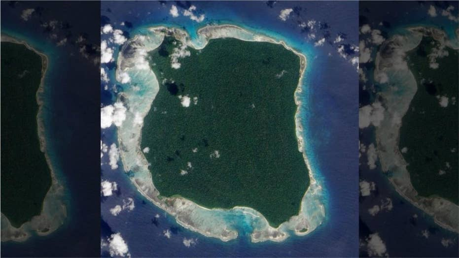 American believed to have been killed by remote island tribe