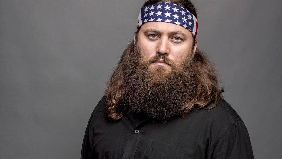 Willie Robertson on new book 'American Entrepreneur'