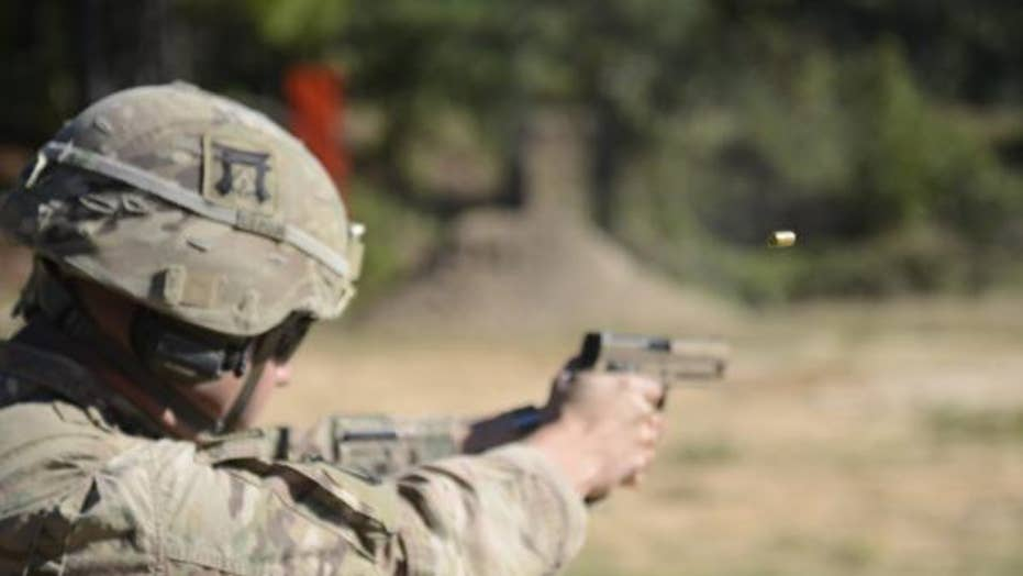 The U.S. Army gets a new war-ready M17 pistol